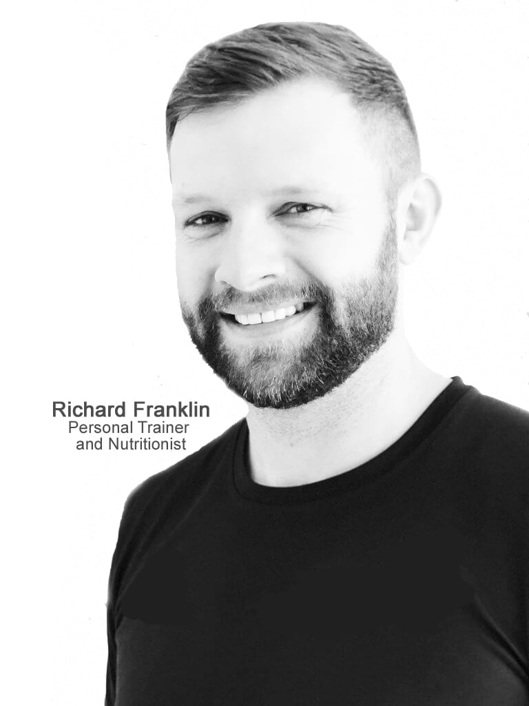 Richard Franklin Personal Trainer and Nutritionist Picture